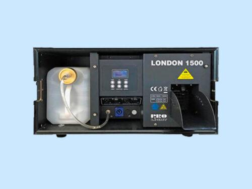Máquina de humo Hazer Pro Light London 1500