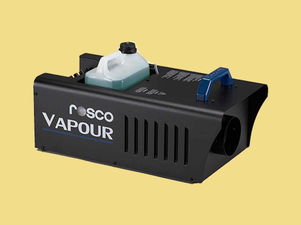 Máquina de humo Fogger Rosco Vapour 1200W